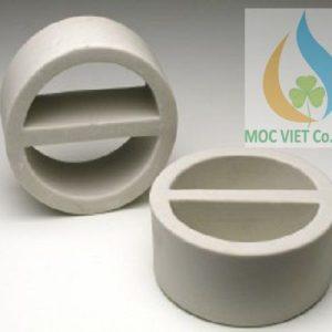 Vòng đệm gốm Ceramic lessing kháng acid