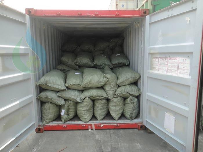 Vận chuyển giao hàng Pall ring vật liệu đệm