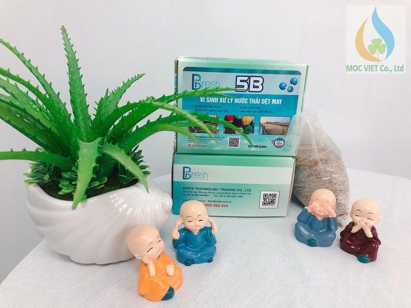 vi sinh xử lý nước thải dệt nhuộm BIOFIX 5B