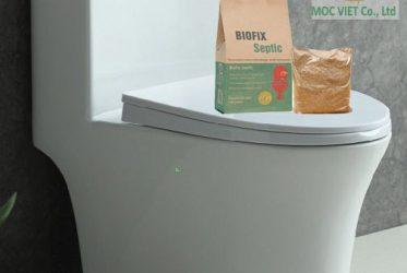 Men vi sinh bể phốt Biofix Septic cho khách sạn, resort, nhà hàng khử mùi hôi, chống tắc nghẽn hiệu quả