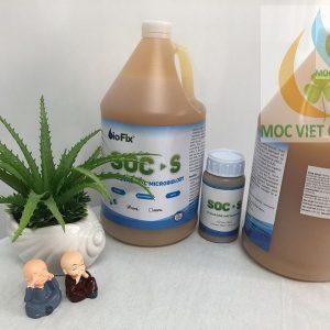 Chế phầm sinh học khử mùi BioFix Soc-S